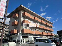 コーポ藤村[2階]の外観