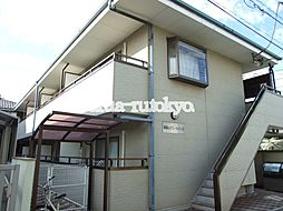 東京都武蔵野市御殿山1丁目の賃貸アパートの外観