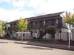ロイヤルガーデン子安F棟[1階]の外観