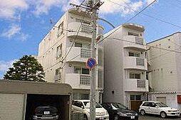 北海道札幌市白石区本郷通8丁目北の賃貸マンションの外観