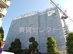 仮称 八州ビル 新築工事[11階]の外観