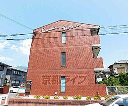 滋賀県大津市南志賀4丁目の賃貸マンションの外観