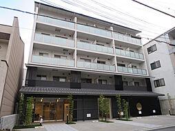 京都府京都市上京区元四丁目の賃貸マンションの外観