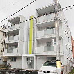 CREA本郷通[102号室]の外観