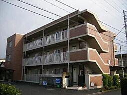 神奈川県大和市下和田の賃貸マンションの外観