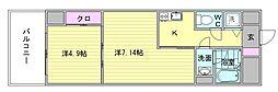 仮)地行2丁目新築計画[1階]の間取り