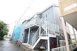 神奈川県相模原市南区旭町の賃貸アパートの外観