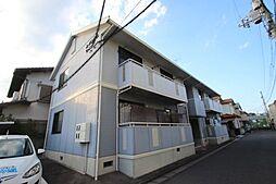 広島県広島市佐伯区三筋2丁目の賃貸アパートの外観