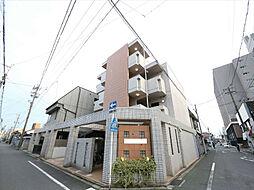 愛知県名古屋市中村区名楽町3の賃貸マンションの外観