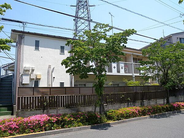 エトワール桜ヶ丘2[203号室]の外観