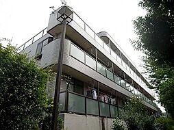 リリーサンヒルズ[3階]の外観