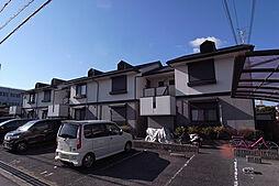 奈良県奈良市恋の窪1丁目の賃貸アパートの外観