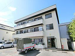 長野県長野市松岡1丁目の賃貸マンションの外観