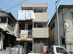 コーポ菖蒲[2階]の外観