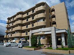 岡山県倉敷市浜ノ茶屋1丁目の賃貸マンションの外観
