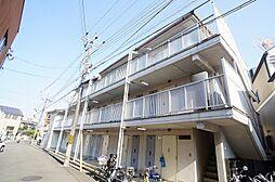 福井マンション[305号室]の外観