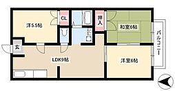 春田駅 4.8万円
