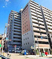 外観(平成8年6月築浅のマンション。南西向き角部屋。陽当たり・通風良好です。)