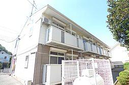 千葉県柏市亀甲台町1の賃貸アパートの外観