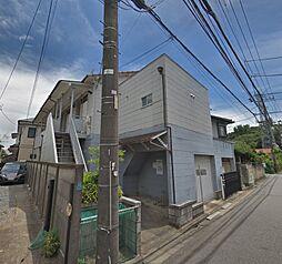東京都三鷹市井口1丁目の賃貸アパートの外観