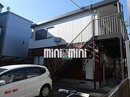 静岡県静岡市葵区大岩本町の賃貸アパートの外観