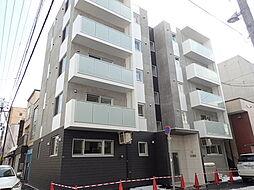 北海道札幌市中央区南十一条西9丁目の賃貸マンションの外観