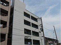 西三国第4ハイツ[2階]の外観