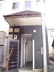 神奈川県横浜市神奈川区六角橋6の賃貸アパートの外観