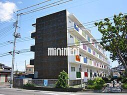 宮城県岩沼市桜3丁目の賃貸マンションの外観