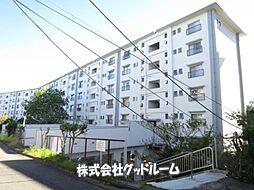 麻生台団地22号棟[1階]の外観