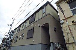 兵庫県神戸市兵庫区梅元町1丁目の賃貸アパートの外観