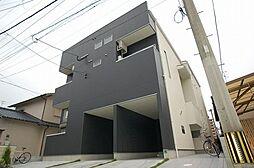 ボナール箱崎駅東[2階]の外観