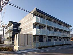 長野県松本市庄内3丁目の賃貸マンションの外観