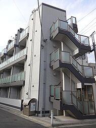 東京都北区東十条3の賃貸マンションの外観
