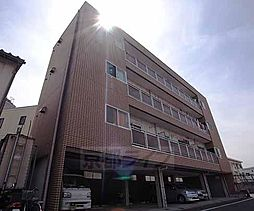 京都府京都市右京区西院南井御料町の賃貸マンションの外観