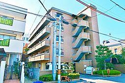 サンディグノ帝塚山[3階]の外観