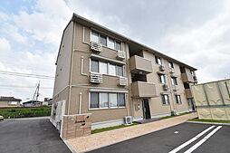 都市ガスセレンディピティ矢倉[3階]の外観