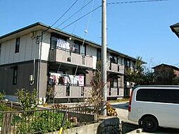 三重県鈴鹿市磯山2丁目の賃貸アパートの外観