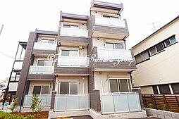 神奈川県茅ヶ崎市東海岸北2丁目の賃貸マンションの外観