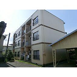 田村マンション[3階]の外観