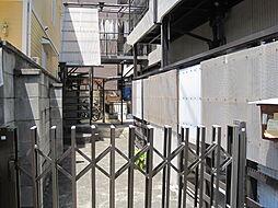 船山荘[2階]の外観
