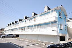埼玉県越谷市宮本町5丁目の賃貸マンションの外観