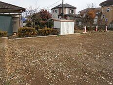土地面積は約40坪ございます。