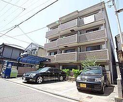 京都府京都市伏見区鍛冶屋町の賃貸マンションの外観