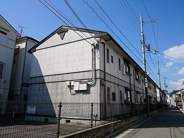 サンビレッジ寺田 B棟[1階]の外観
