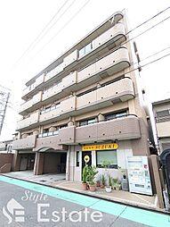 愛知県名古屋市北区田幡2丁目の賃貸マンションの外観