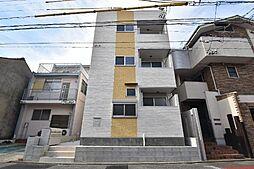 ハーモニーテラス旗屋[2階]の外観