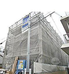 大阪府吹田市内本町1丁目の賃貸アパートの外観
