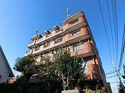 コクブマンション[4階]の外観