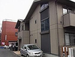 東京都江戸川区篠崎町4丁目の賃貸アパートの外観